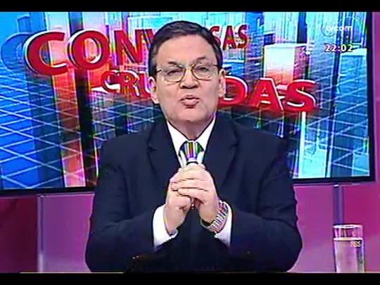 Conversas Cruzadas - Debate sobre o que deve mudar ou não na educação brasileira - Bloco 1 - 02/04/2014
