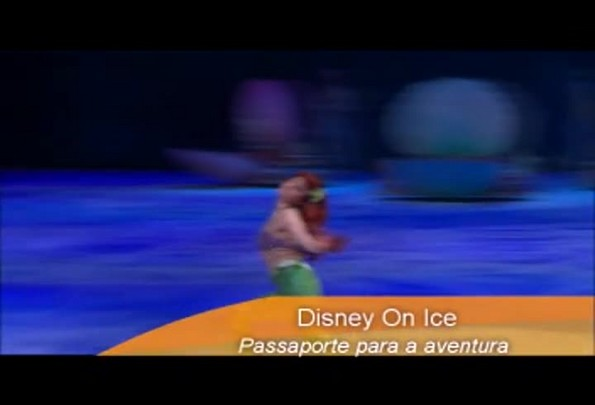 Disney On Ice - Passaporte para a aventura