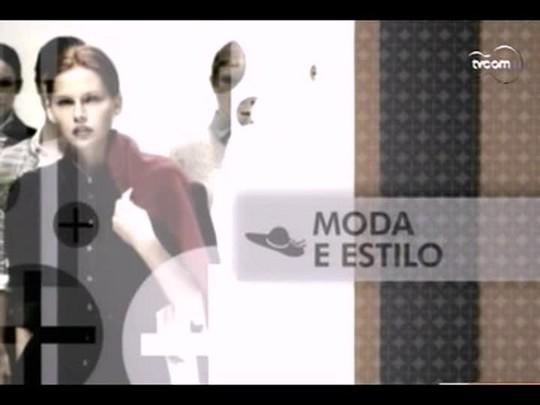 TVCOM Tudo+ - Moda e estilo - 26/05/14