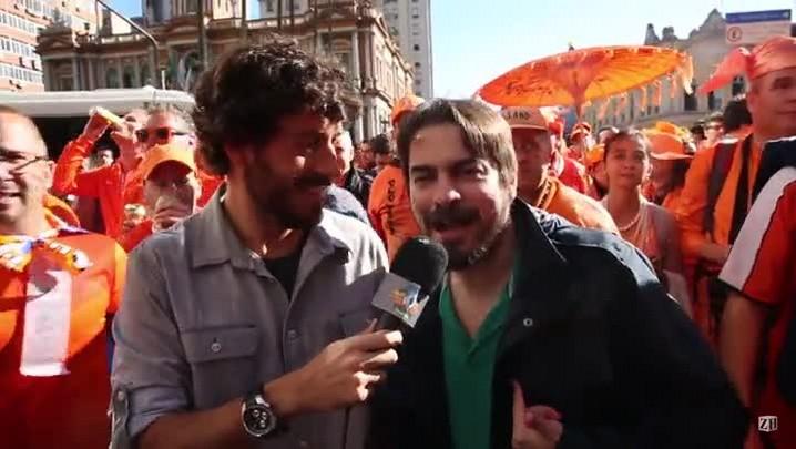 #LaCopa: a fidelidade holandesa