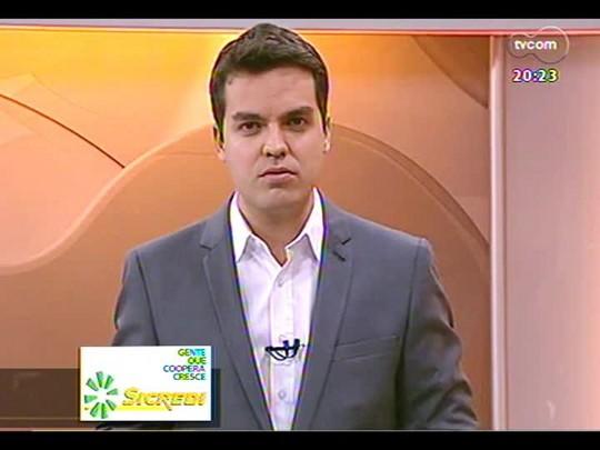 TVCOM 20 Horas - As consequências da chuvarada na metade norte do Estado - Bloco 3 - 26/06/2014