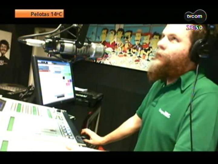 Bola Atlântida na TVCOM - 30/06/2014