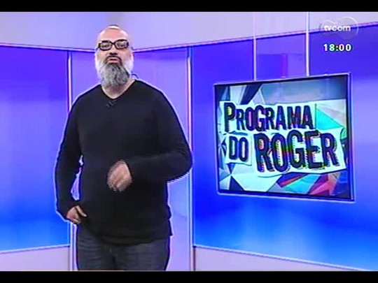 Programa do Roger - Lançamento 42º Festival de Cinema de Gramado - Bloco 2 - 02/07/2014