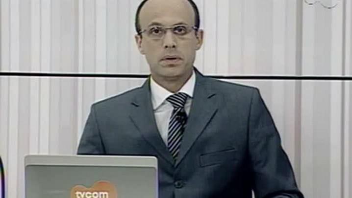 Conversas Cruzadas - Entrevista com Candidatos ao Senado Sargento Amauri Soares (PSOL) - 1ºBloco - 23.09.14