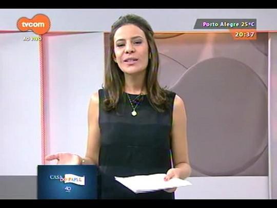 TVCOM 20 Horas - O evento beneficente de D\'Alessandro - 26/12/2014