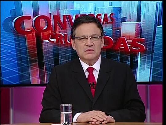 Conversas Cruzadas - Homofobia em debate - Bloco 1 - 16/01/15