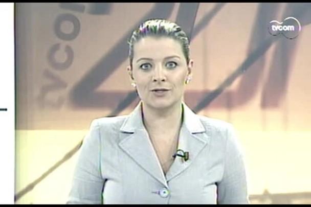 TVCOM 20 Horas - Escolas de samba se apresentam na passarela Nego Quirido - 14.02.15