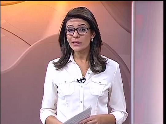 TVCOM 20 Horas - As atuais condições do presídio central - 18/02/15