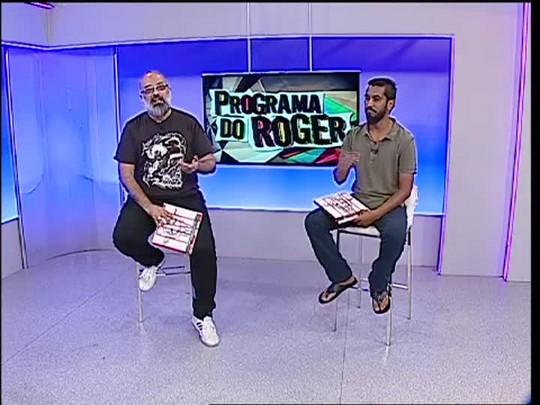 Programa do Roger - Bate papo com Walter Pax - 26/02/15