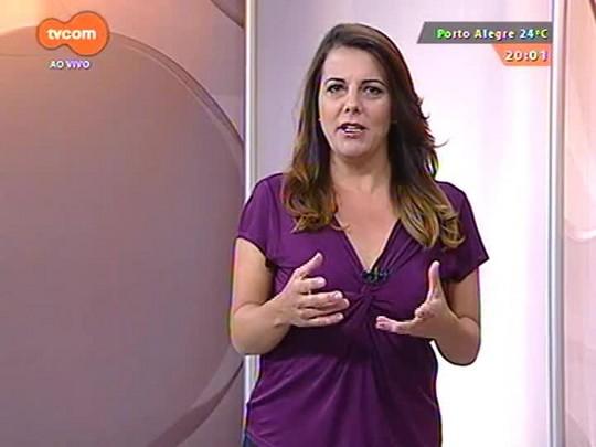 TVCOM 20 Horas - Fortunati rompe com PDT. Será que crise pode dificultar aprovação de projetos importantes para a cidade? - 17/03/2015