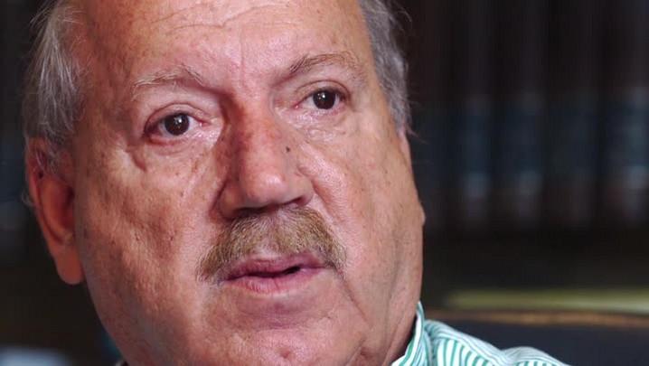 Moacir Pereira comenta sobre a morte de Luiz Henrique da Silveira