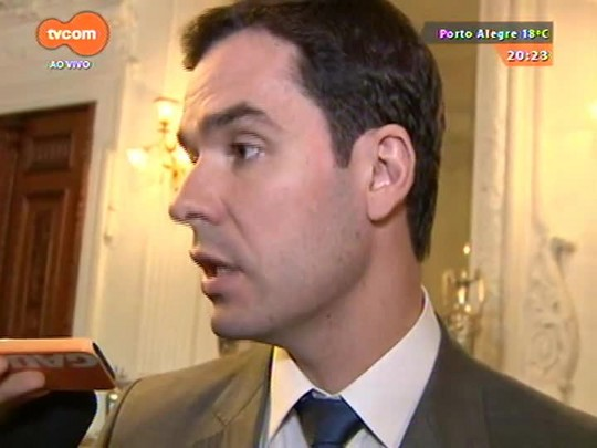 TVCOM 20 Horas - Reajuste de salário de servidores públicos ficará abaixo da inflação em 2016 - 13/05/2015