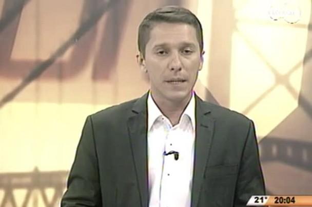 TVCOM 20 Horas - Deve ficar pronto em 30 dias inquérito sobre incêndio na prefeitura de Criciúma - 27.05.15