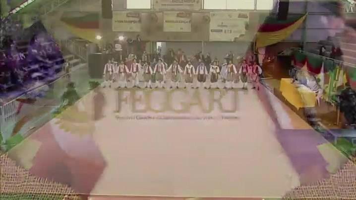 Feggart 2015 - CTG Heróis Farroupilhas - Caxias do Sul