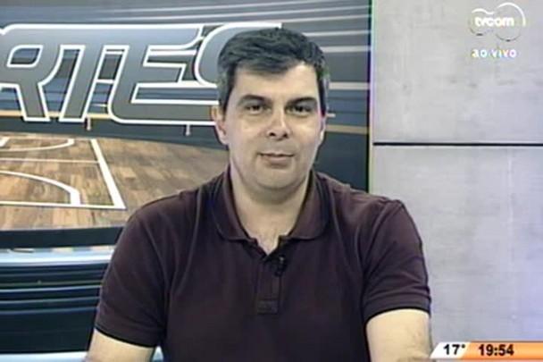 TVCOM Esporte. 3ºBloco. 01.09.15