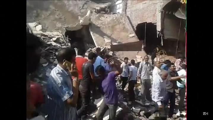 Explosão de botijão de gás deixa mais de 80 mortos na Índia