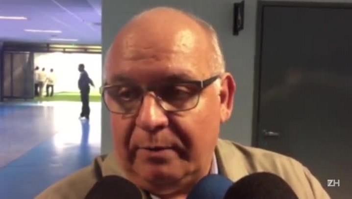 Romildo Bolzan fala sobre compra da Arena