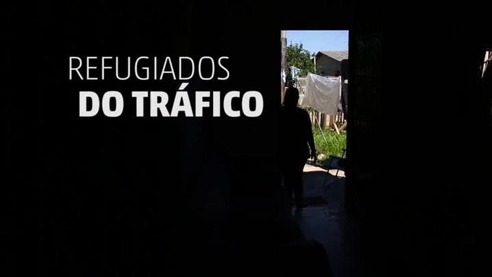 Refugiados do Tráfico: família dividida