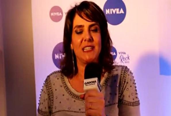 Tatiana Ponce fala sobre susto da cantora Pitty