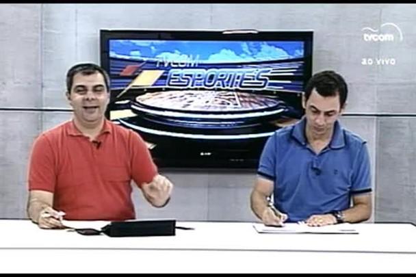 TVCOM Esportes. 3º Bloco. 06.04.16