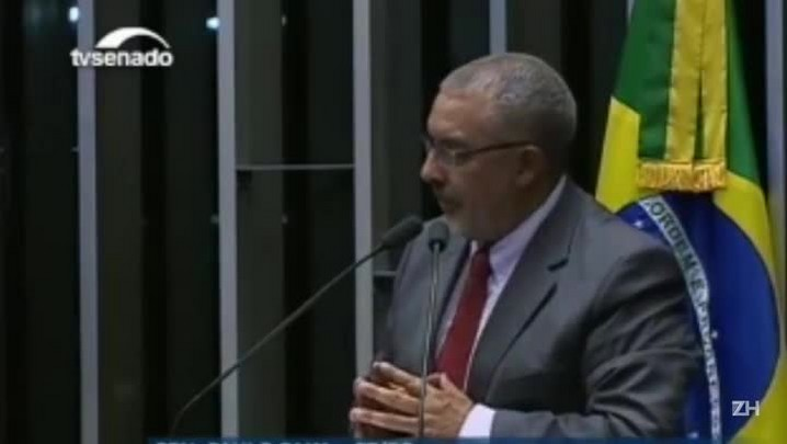 Confira trechos do discurso de Paulo Paim no Senado