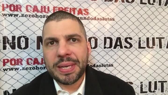 Caju Freitas: os cinco brasileiros mais importantes da história do UFC