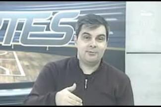 TVCOM Esportes. 4º Bloco. 23.06.16