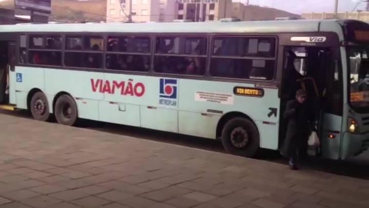 Blitz do transporte: Viamão/POA