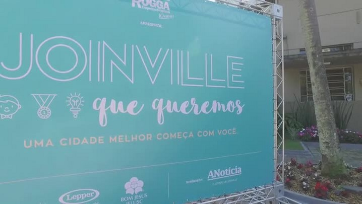 Confira como foi a ação do projeto Joinville que Queremos - Esporte e Cidadania