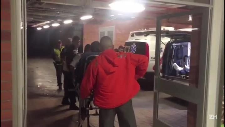 Alan Ruschel e Rafael Henzel deixam hospital na Colômbia