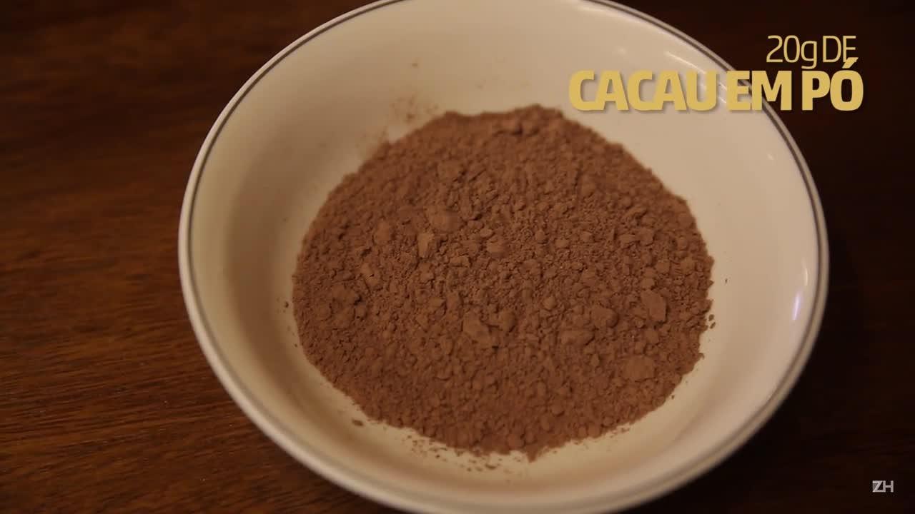 Sobremesa para a Páscoa: Torta de ganache com caramelo e figo