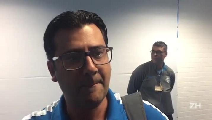 Médico do Grêmio fala sobre situação de Geromel