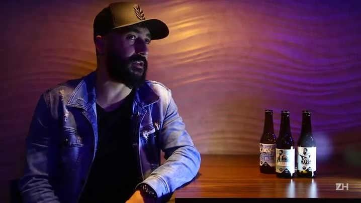 Um papo em mesa de bar com Douglas, do Grêmio