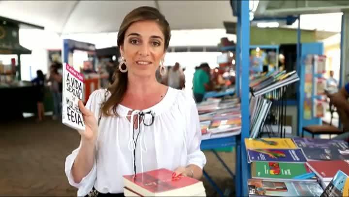 Mariana Kalil dá dicas de leitura