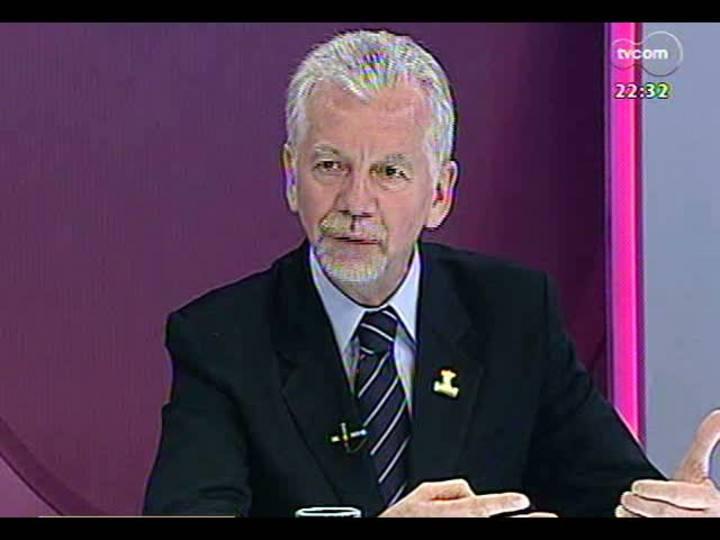 Conversas Cruzadas - Entrevista José Fortunati: perspectivas para 2013 - Bloco 2 - 26/12/2012