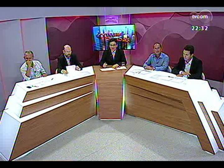 Conversas Cruzadas - Avaliação dos 10 anos de PT no poder - Bloco 2 - 21/02/2013