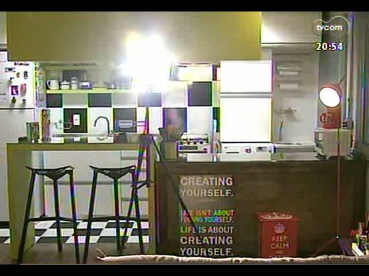 """TVCOM Tudo Mais - Estreia do quadro \""""Tudo+ Casa\"""" mostra como decorar um apartamento com estilo e economia"""