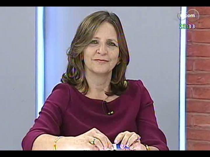Mãos e Mentes - Coordenadora da Escola de Gestão e Negócios da Unisinos, Yeda Swirski de Souza - Bloco 1 - 20/05/2013