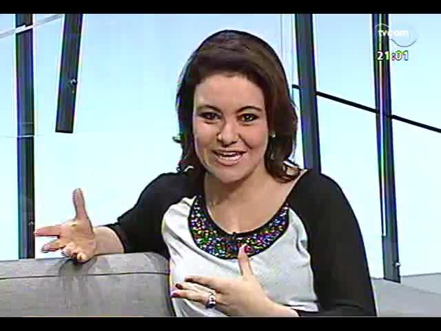 TVCOM Tudo Mais - Conheça o trabalho da designer de bijouterias renomada no país, Mary Arantes