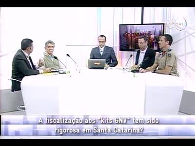 Conversas Cruzadas - Fiscalização GNV – 3º bloco - 19/09/2013