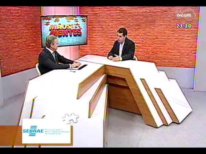 Mãos e Mentes - Sócio da Consultora PwC Brasil, Carlos Biedermann - Bloco 1 - 25/09/2013