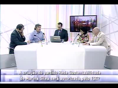 Conversas Cruzadas - Eleições 2014 - 4º bloco – 01/10/2013