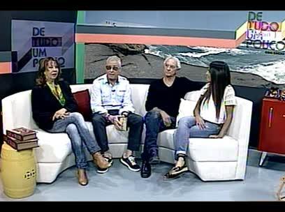 De Tudo um Pouco – Angela Varela Filomeno e Baldicero Filomeno – 4º bloco – 29/09/2013