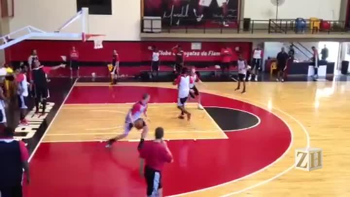 Chicago Bulls treina no Rio de Janeiro