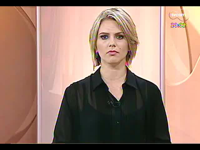 TVCOM 20 Horas - A polêmica da proibição de máscaras em protestos chega ao RS: dois projetos de lei querem impedir o rosto coberto em manifestações - Bloco 1 - 24/10/2013