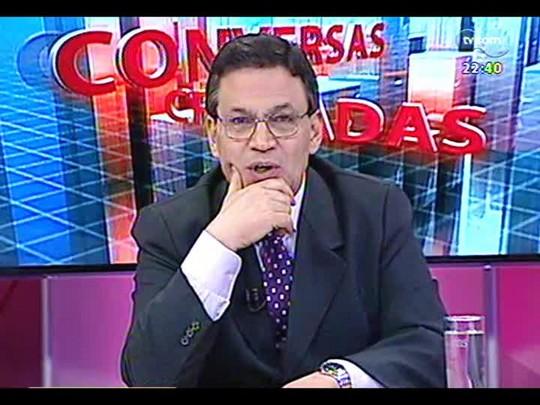 Conversas Cruzadas - Será que o novo Código de Limpeza Urbana de Porto Alegre vai funcionar? - Bloco 2 - 09/01/2014