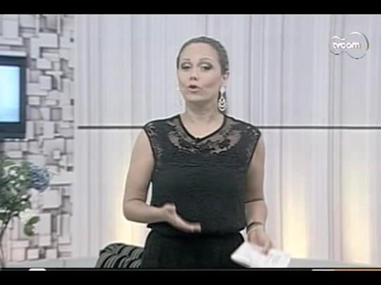 TVCOM Tudo Mais - 1o bloco - Uso do ar-condicionado - 09/012014