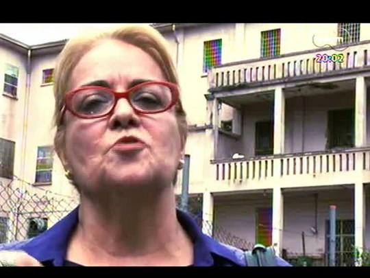 TVCOM 20 Horas - \'Porto Alegre: O mapa da repressão\': Depoimento de Ignez Maria Serpa Ramminger, a Martinha - Bloco 1 - 01/04/2014