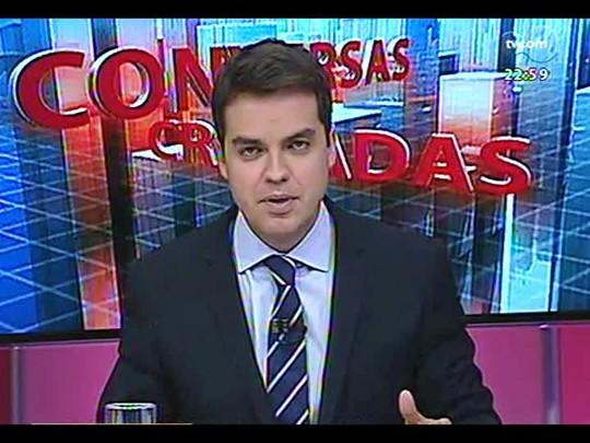 Conversas Cruzadas - Debate sobre o inquérito policial do caso do menino Bernardo - Bloco 3 - 13/05/2014