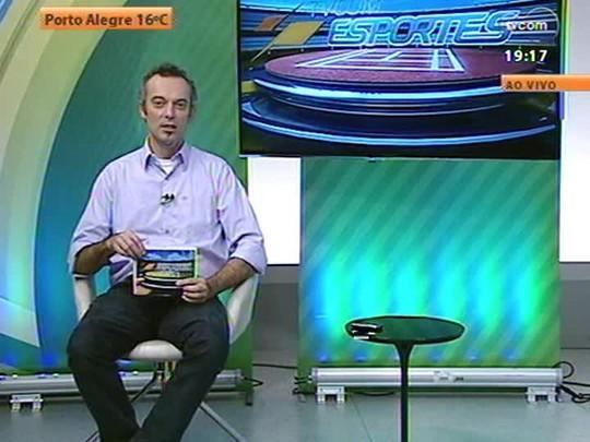 TVCOM Esportes - Destreza do cavalo árabe e de picapes testadas em prova campeira em Viamão
